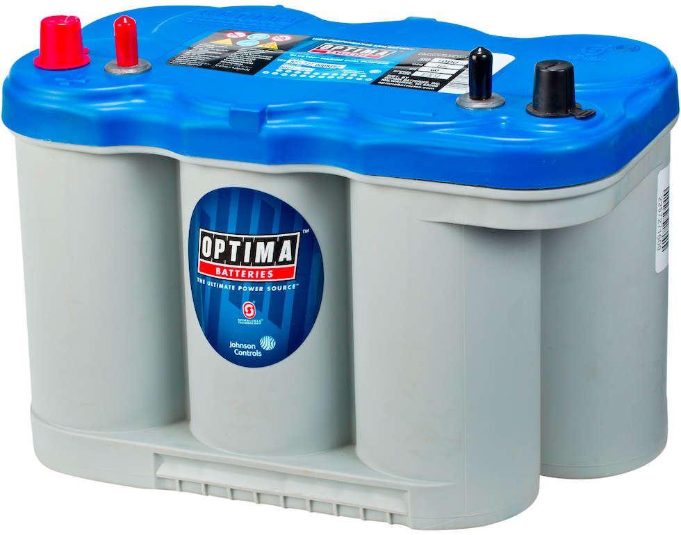 Imagen de Batería OPTIMA BTDC5.0 BLUE TOP