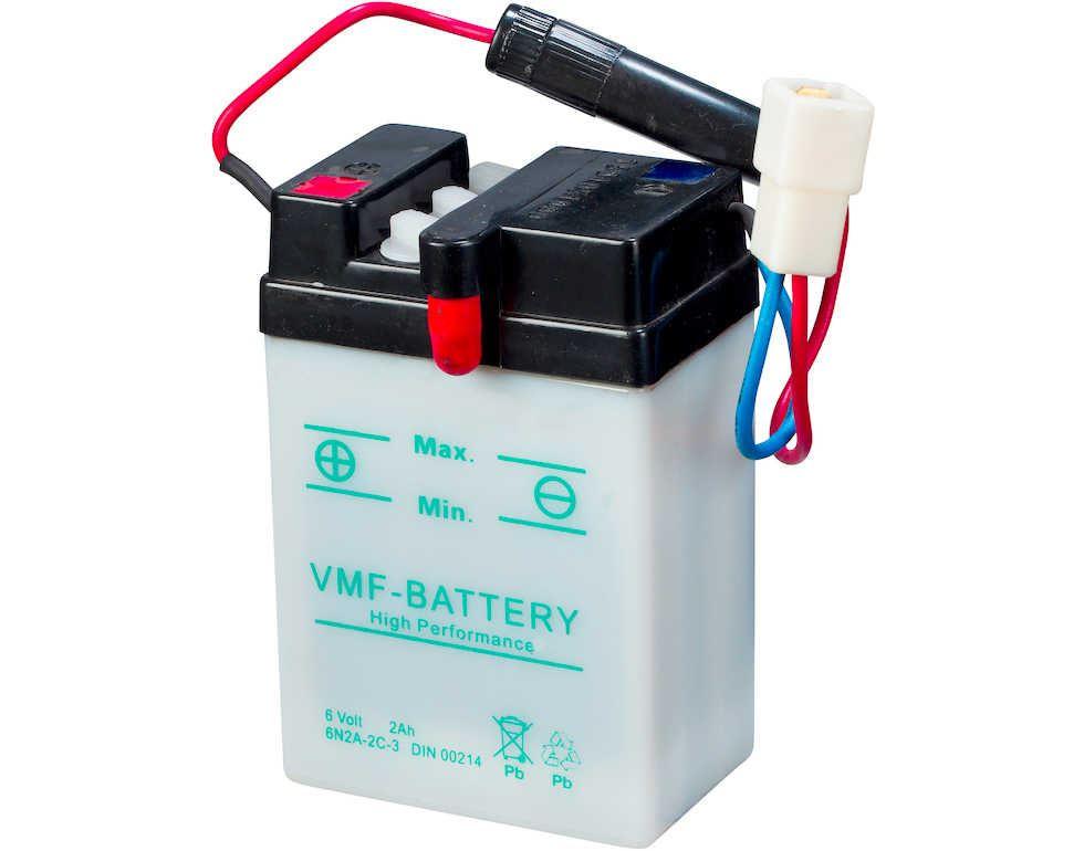 Imagen de Batería VMF 6N2A-2C-3 Powersport HP