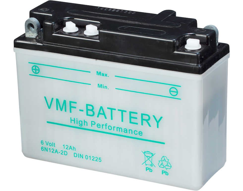 Imagen de VMF Powersport HP 6N12A-2D