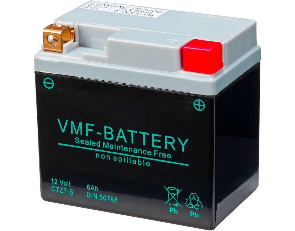 Imagen de Batería VMF YTZ7-S Powersport AGM