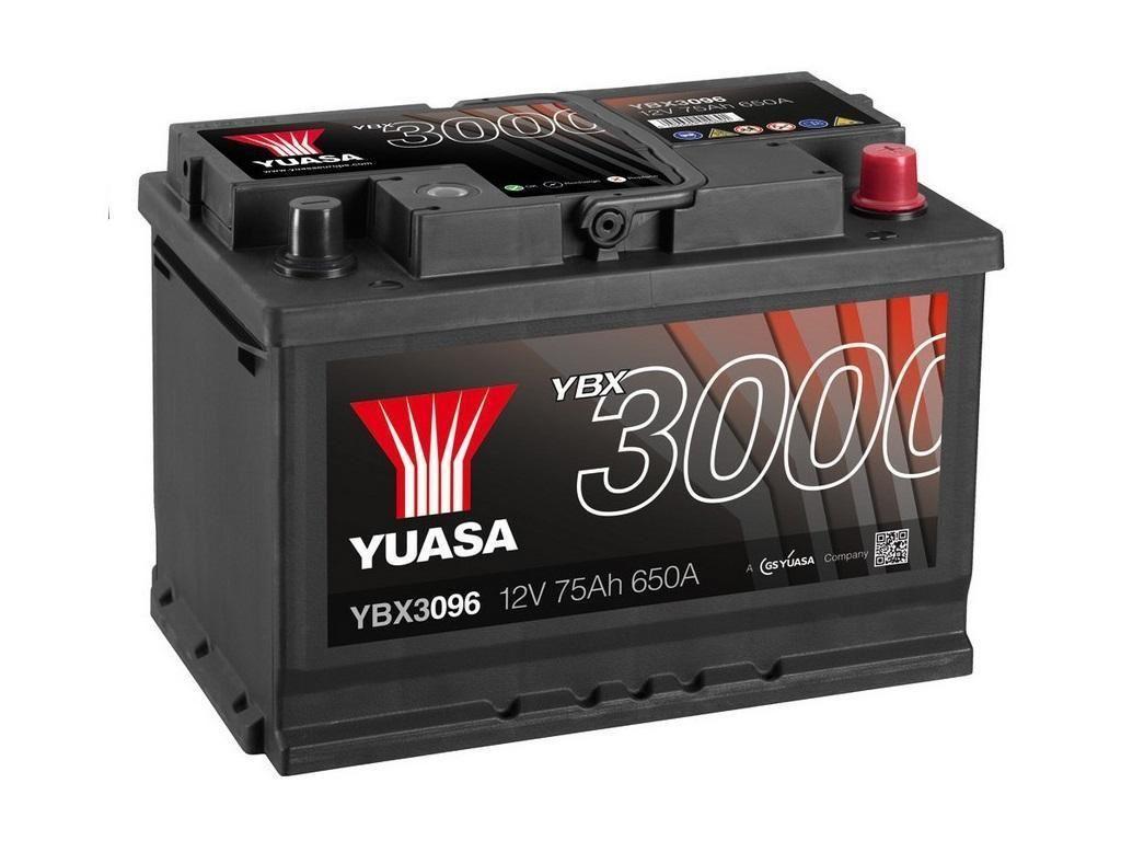 Imagen de YUASA SMF Car YBX3096