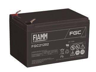 Imagen de FIAMM AGM Ciclica FGC12