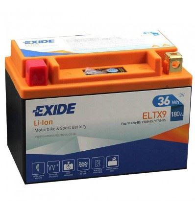 Imagen de Batería EXIDE ELTX9 Ion-Litio