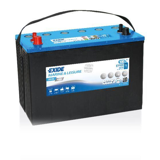 Imagen de Batería EXIDE EP900 Marine & Leisure Dual AGM