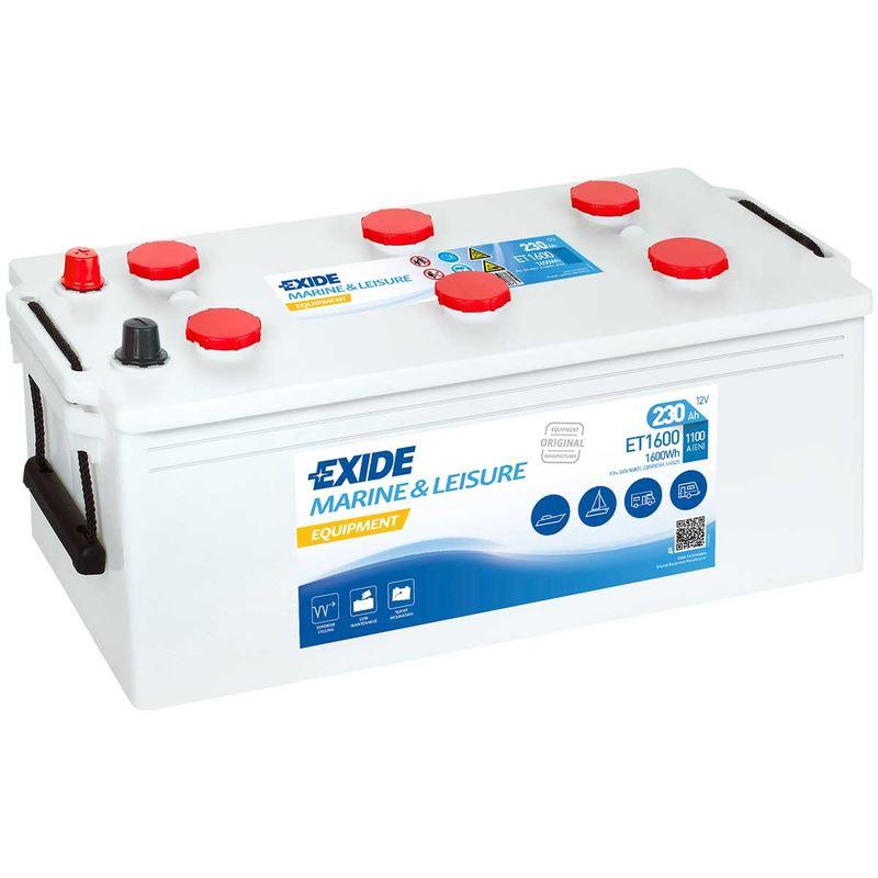 Imagen de Batería EXIDE ET1600 Marine & Leisure Equipment