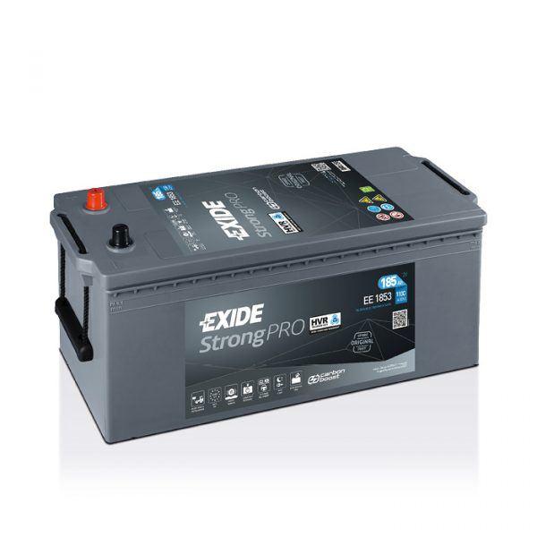 Imagen de Batería EXIDE EE1853 (equivale a TUDOR TE1853) Strong PRO EFB