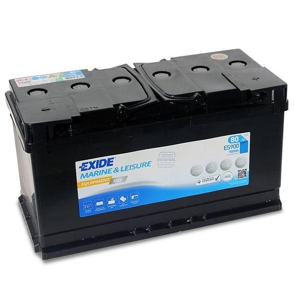 Imagen de Batería EXIDE ES900 Marine & Leisure Equipment Gel