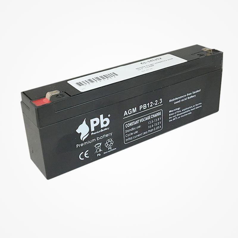 Imagen de PB Premium Battery AGM PB12-2,3