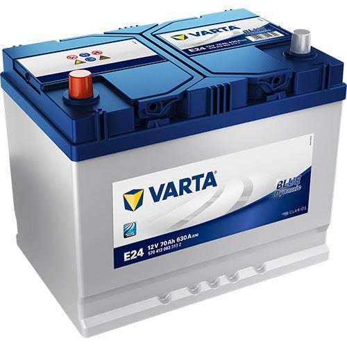 Imagen de Batería VARTA E24 BLUE DYNAMIC