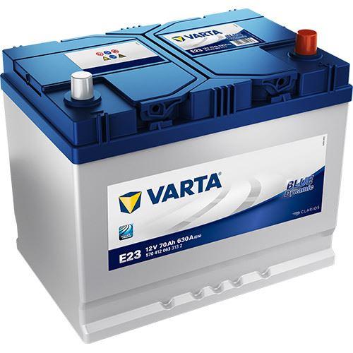 Imagen de Batería VARTA E23 BLUE DYNAMIC