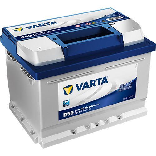 Imagen de Batería VARTA D59 BLUE DYNAMIC