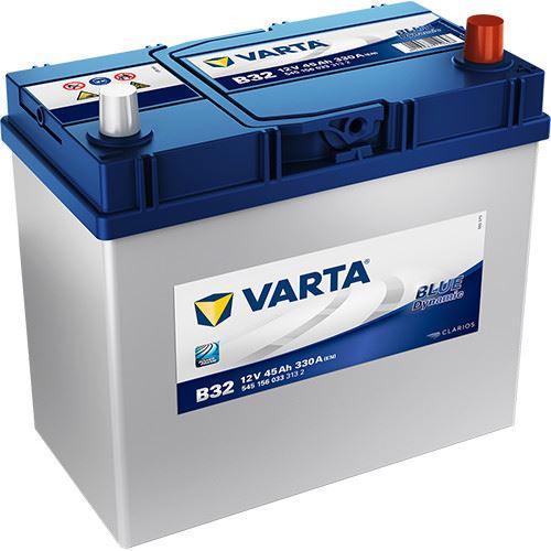 Imagen de Batería VARTA B32 BLUE DYNAMIC