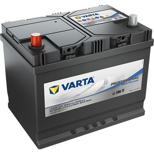 Imagen de Batería VARTA LFS75 PROFESSIONAL DUAL PURPOSE