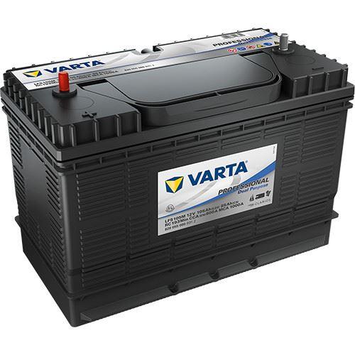 Imagen de Batería VARTA LFS105M PROFESSIONAL DUAL PURPOSE