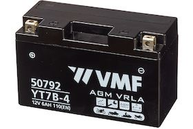 Imagen de Batería VMF YT7B-BS Powersport AGM