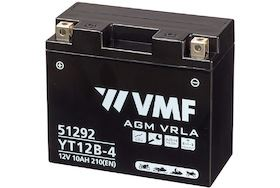 Imagen de Batería VMF YT12B-BS Powersport AGM