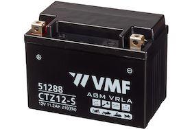 Imagen de Batería VMF YTZ12-S Powersport AGM