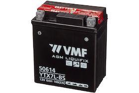 Imagen de Bateria VMF YTX7L-BS Powersport AGM