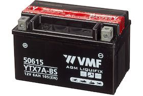 Imagen de Bateria VMF YTX7A-BS Powersport AGM