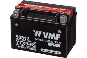 Imagen de Bateria VMF YTX9-BS Powersport AGM