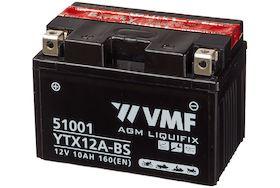 Imagen de Bateria VMF YTX12A-BS Powersport AGM