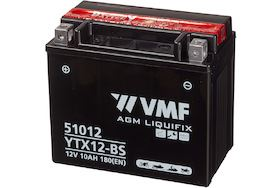 Imagen de Bateria VMF YTX12-BS Powersport AGM