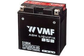 Imagen de VMF POWERSPORT AGM YTX20CH-BS