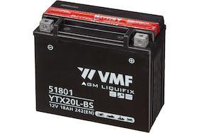 Imagen de Bateria VMF YTX20L-BS Powersport AGM