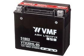 Imagen de Bateria VMF YTX20HL-BS Powersport AGM