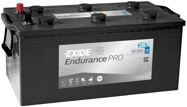 Imagen de Batería EXIDE EX2253 (equivale a TUDOR TX2253) Endurance PRO EFB