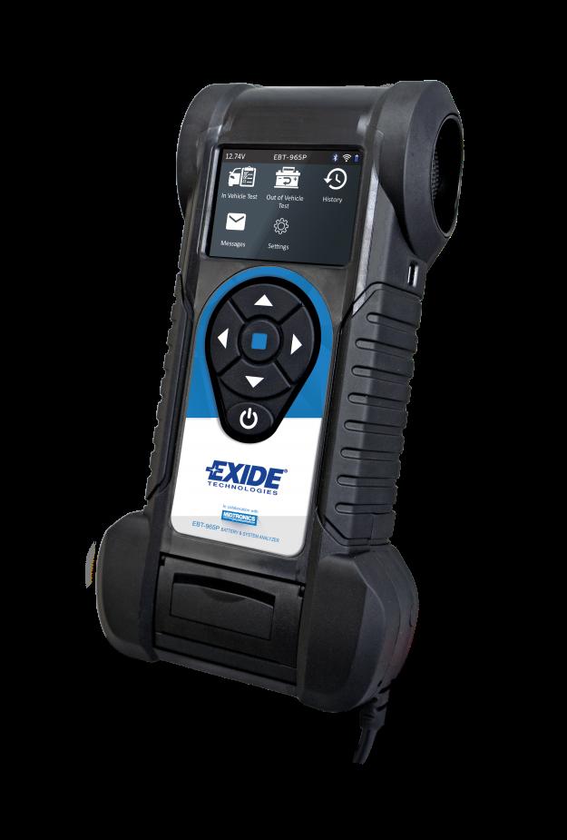 Imagen de Comprobador de bateria EXIDE EBT965P Midtronic