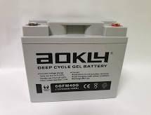 Imagen de Batería AOKLY 6GFM40G GEL Ciclo profundo