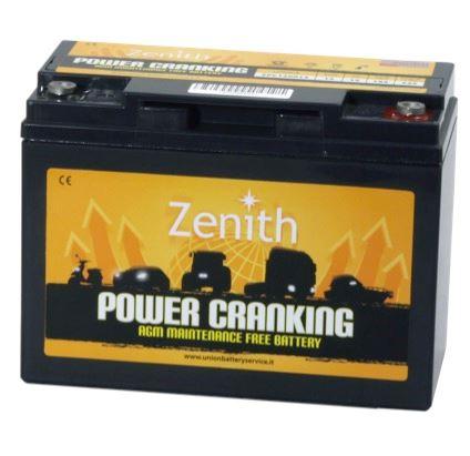 Imagen de Batería ZENITH ZPC120013 AGM High Power Cranking