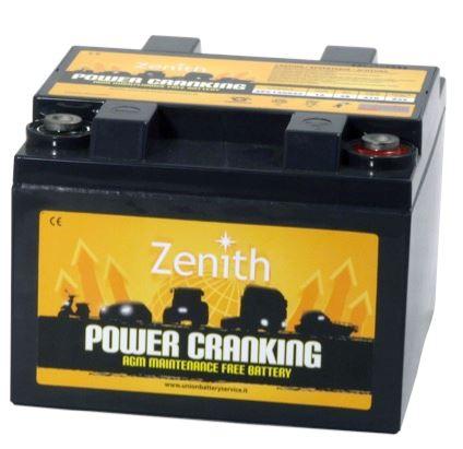 Imagen de Batería ZENITH ZPC120025 AGM High Power Cranking