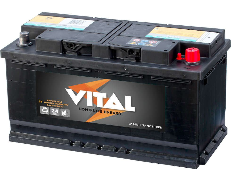 Imagen de BATERÍA VT POWER VTL5100820D