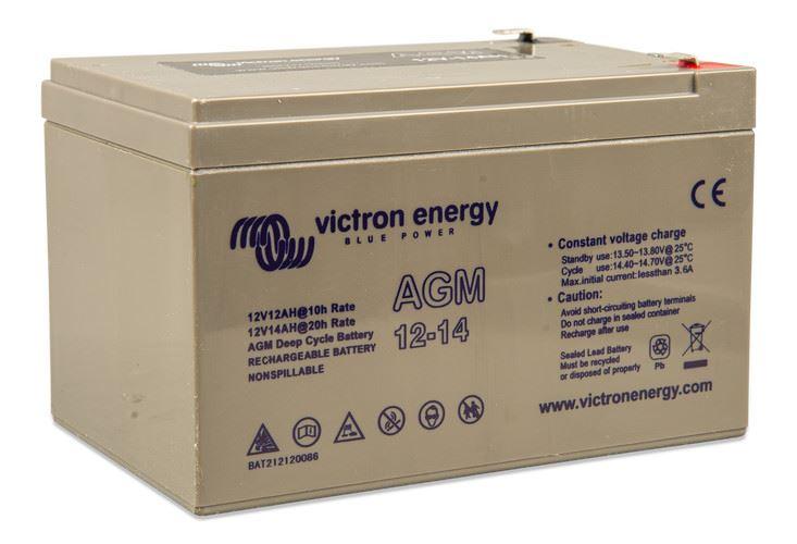 Imagen de Batería VICTRON 12V/14Ah AGM Ciclica