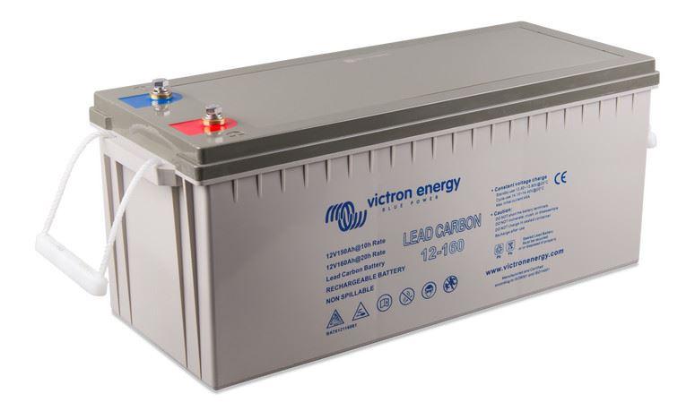 Imagen de Batería VICTRON 12V/160Ah Plomo Carbono