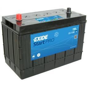 Imagen de Batería EXIDE EG110B (equivale a TUDOR TG110B) Start PRO