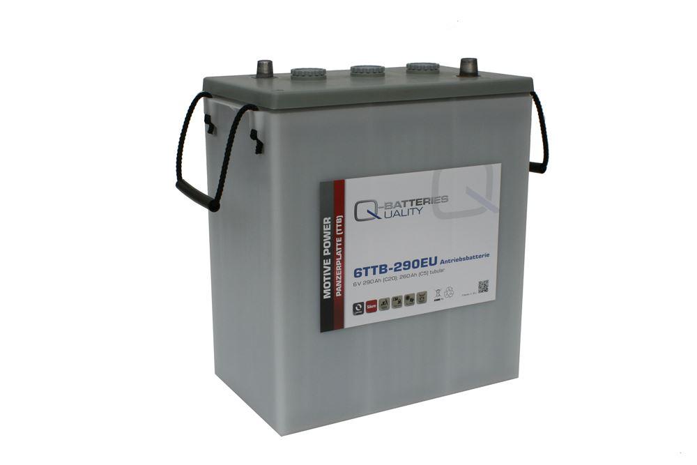 Imagen de Batería Q-BATTERIES 6TTB-290EU Tubular