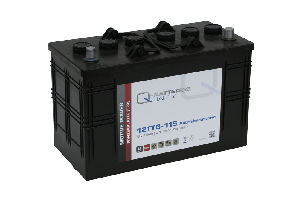 Imagen de Batería Q-BATTERIES 12TTB-115 Tubular