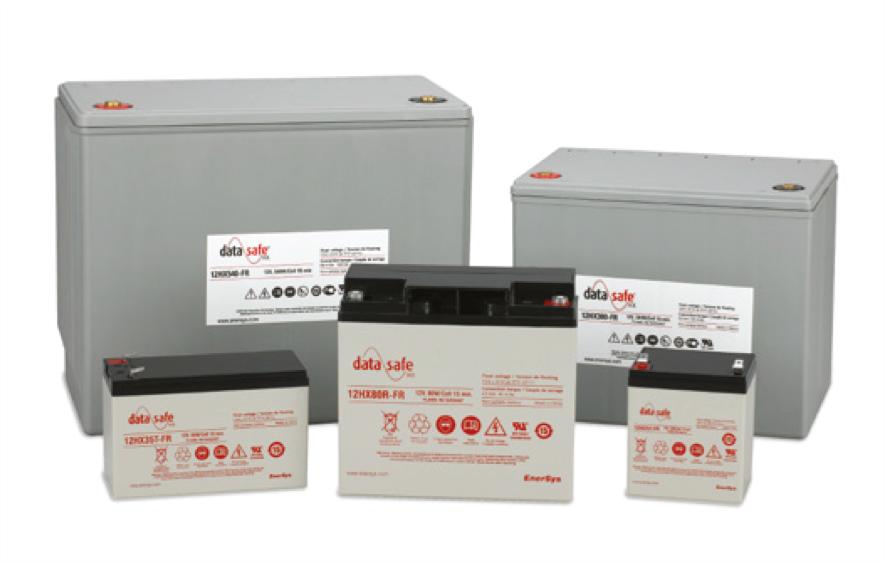 Imagen de Batería ENERSYS HX150 AGM Data Safe