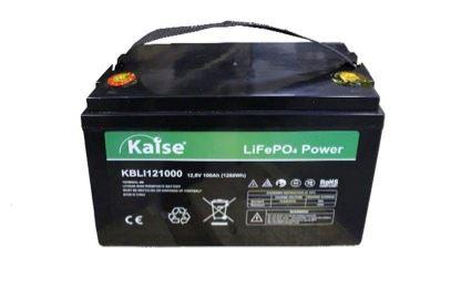 Imagen de Batería KAISE KBLI121000 Litio