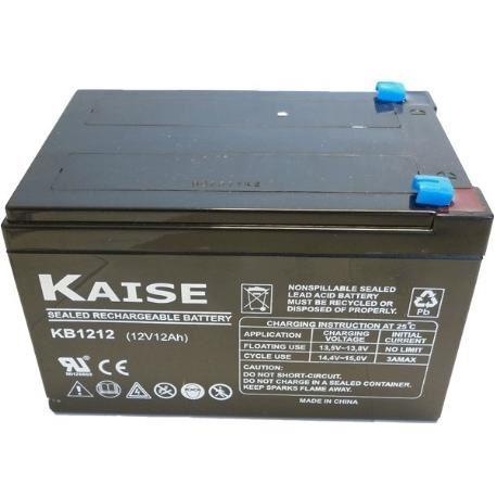 Imagen de Batería KAISE KB1212 AGM STANDARD