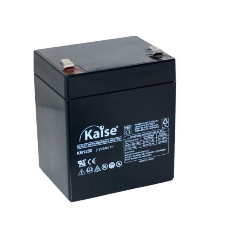 Imagen de Batería KAISE KB1250 AGM STANDARD