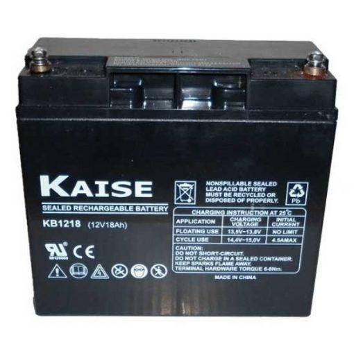 Imagen de Batería KAISE KB12180 AGM STANDARD