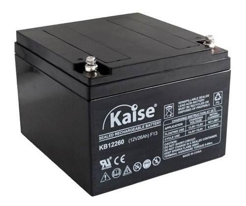 Imagen de Batería KAISE KB12260 AGM STANDARD