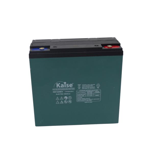 Imagen de Batería KAISE KB1220EV AGM Ciclica