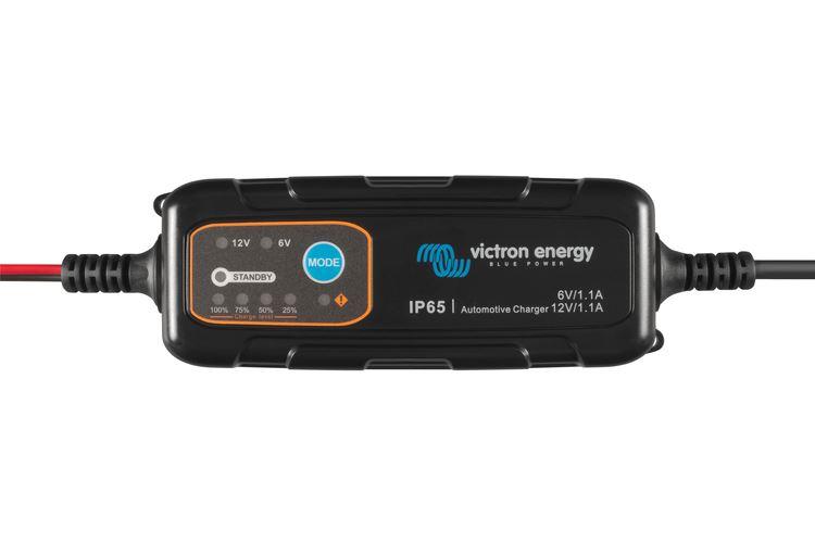 Imagen de Cargador VICTRON Automotive IP65 6V/12V -1,1A
