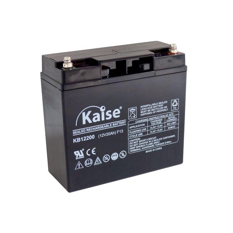 Imagen de Batería KAISE KB12200 AGM STANDARD