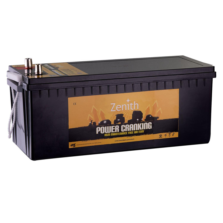 Imagen de Batería ZENITH ZPC120100 AGM High Power Cranking